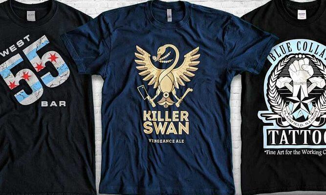Printing T-Shirts